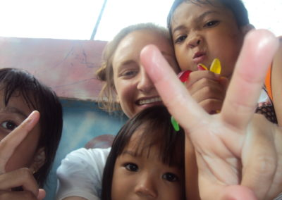 Volunteering in Cambodia: a reminder of how lucky I am and motivation to relish in every opportunity
